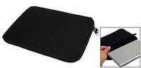 """10"""" Black Laptop Sleeve Bag Case Pouch For 10.1"""" Acer Aspire One/Sumsang NC10 PC"""