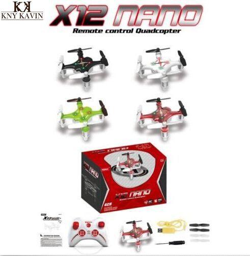Детская игрушка Aeromodelo 2015 SYMA X 12 Nano dron 2.4g 4CH 6 RC RTF X12 мастурбатор nano toys nano