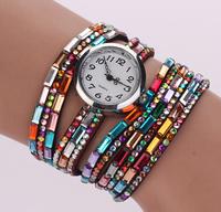 Colorful women wristwatch New Fashion Women Watch Quartz Girl Wristwatch Gift Hour Casual Watches Relogio Feminino Clock XR531
