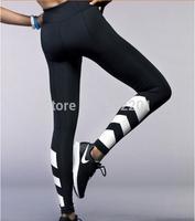 Brand new!!!OEM service customized sublimation printing long tight pants yoga clothing dancing pant 120 pcs/lot