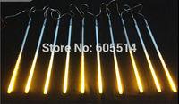 [Seven neon]Free shipping yellow AC110-220V 3meters 10pcs/set 20W 80cm long 78leds/pcs 3528led smd led meteor tube light