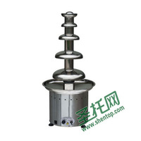 Shentop (ROHS,CE) 5 Tiers Automatic Temperature Control 304 Stainless Steel CHOCOLATE DISPENSOR & FOUNTAIN