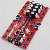 YJ +/-45VDC NJW0281 + NJW0302 + 2SA1930 + 2SC5171 Golden voice E305 amplifier board