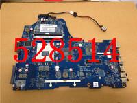 Original K000124390 motherboard for Toshiba C660 MAIN BOARD LA-7201P DDR3 HM65 Non-Integrated 100% Test ok