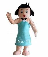 High quality Betty Rubble mascot costume custom fancy costume anime cosplay kits mascotte fancy dress carnival costume