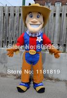 High quality Cowboy Mascot costume custom fancy costume anime cosplay kits mascotte fancy dress carnival costume