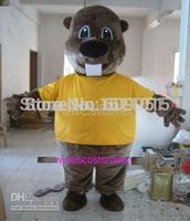 marmot mascot costume custom made mascot fancy dress costumes animal costume party dress