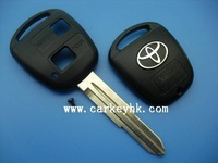 Direct Factory&Novel Item Toyota Toy41 2 buttons remote key shell for toyota