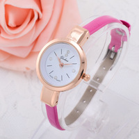 Simple scale surface Slender personality fashion watches The cover of the magazine Bracelet Watch Free Shipping