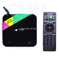Free DHL hotselling XBMC Fully Loaded Android TV Box Quad Core CS968 TV01 Rockchip 3188 Quad Core Arabic IPTV Box 8GB