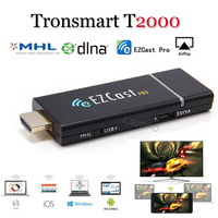 Tronsmart T2000 Miracast Smart TV Stick MHL HDMI Switch Wireless WIFI Display Dongle DLNA EZCAST Pro For Android IOS Windows Mac