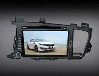 K5 /OPIRUS Touchscreen DVD GPS Navigation Radio Bluetooth Steering Wheel Control SD Card/USB Car Rear Camara with Map