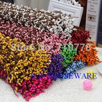 wholesale 40cm diy pretty pip berry stem for floral arrangemanet crafts wedding garland decoration accessories