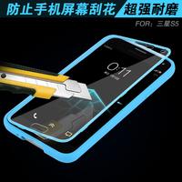 For SAMSUNG s5 phone case mobile phone case for i9600 5  for SAMSUNG g9006v phone case set flip touch screen