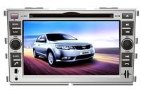 FORTE- Touchscreen DVD GPS Navigation Radio Bluetooth Steering Wheel Control SD Card/USB Car Rear Camara with Map