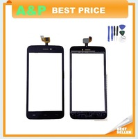 Explay Rio 5inch Capactive Wholesale LCD Touch screen Digitizer front glass replacement TouchScreen Free Shipping