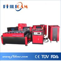 Jinan Lifan Philicam 10% discount 600W yag laser cutting machine metal