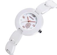 New Listing! WEIQIN Luxury Brand Women's Clothing Beetle Motifs Watches Hardlex Analog Water Resistant Ceramic Quartz Watch
