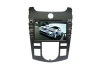 CERATO AUTO Touchscreen DVD GPS Navigation Radio Bluetooth Steering Wheel Control SD Card/USB Car Rear Camara with Map