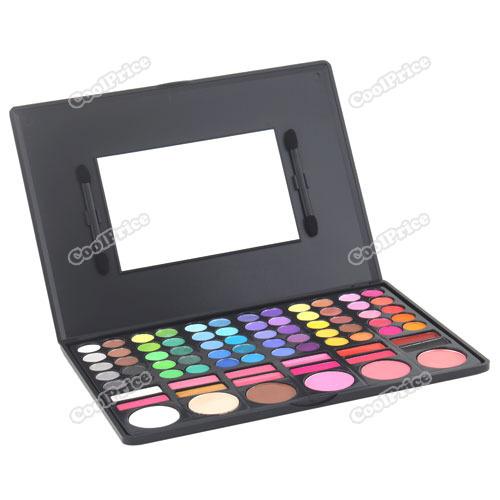 coolprice Salable! 78 Color Makeup Eyeshadow Palette Blush Eye Shadow #3 rushing to buy(China (Mainland))
