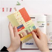 16 sheets /Lot DIY Cute Creative Saika Stickers for Diary Notebook Telephone Kawaii Decoration Sticker Stationery