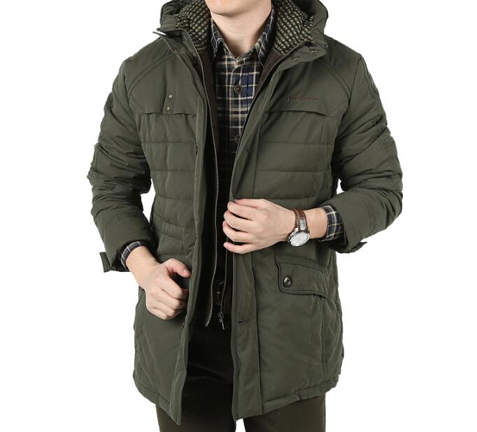 canada goose jacket mannen