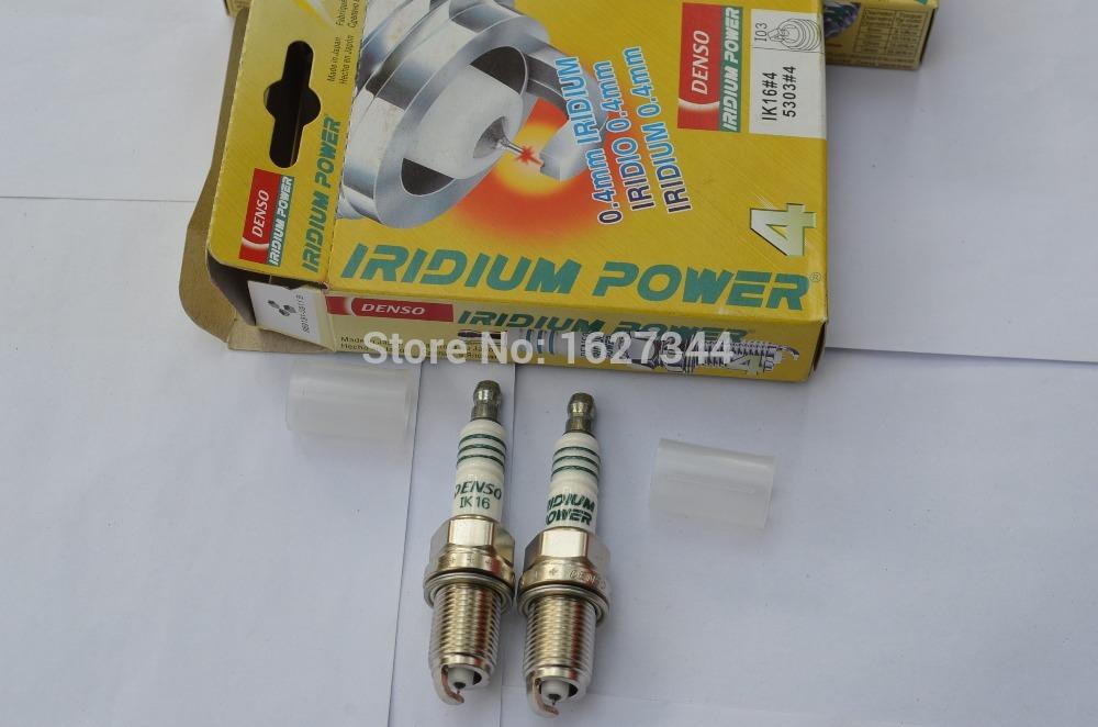 4 Piece Denso Iridium Power Spark Plugs IK16 5303(China (Mainland))