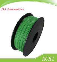Hot sale!!3d printer filaments PLA 1.75mm plastic Rubber Consumables Material MakerBot