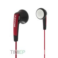 Plextone X42m mobile phone wire earphones SQ music HIfi Noise Isolating Earbud stereo
