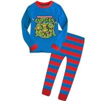 Retail Teenage Mutant Ninja Turtles boys children cartoon long sleeve clothing sets kid's clothing suits sct004
