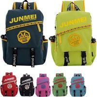 2015 Nylon Student Children School Bags Women Casual Backpack Mochilas Escolares Mulheres Mochila