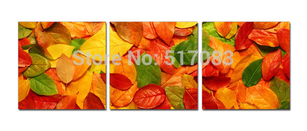 Leaves Painting Canvas Leaves Painting Beautiful