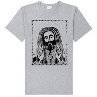 reggae god jam from zion bob marley vintage fashion good quality tee shirt