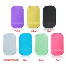 Wholesale New Portable practical Silicone Skin Mat Car Mat sticky pad Antiskid Mat Non-slip Mat Holder