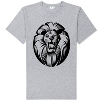 bob marley africa unite woodcut style black and white lion printing tee shirt