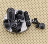 QTY50 M2x2mm Head Hex Socket Set Grub Screws Metric Threaded Cup Point