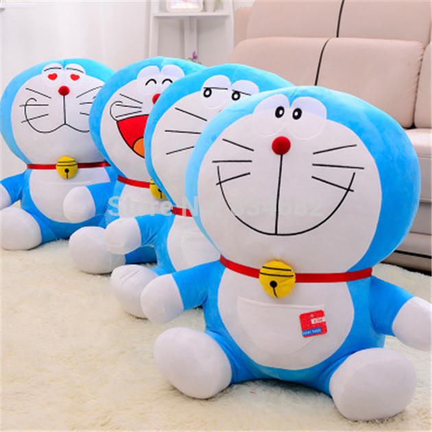 JG Чен Подлинная Марка Doraemon Плюшевые Игрушки Куклы Кошка Дети Подарок 25 см/9 Дюйм(ов) Милые Плюшевые Игрушки Аниме Brinquedos Juguetes