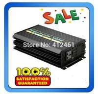 3500W 12V to 220V Power Inverter Pure Sine Wave 7000W Peak power free shipping