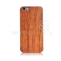 Ultra Thin Bamboo Wooden Style 5 Kinds PC+Nature Wood Case For IPHONE 6 plus Free Shipping