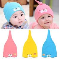 Child Sleep Hat Newborn Cap The Baby Kit Lens Cap Baby Cotton Cap