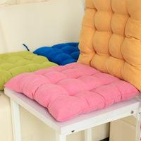 X185 child cloth cushion thick tatami cushion office chair cushion the fall and winter dining chair cushion 4P