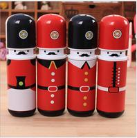 The new non-singular British style soldiers ya mug stainless steel vacuum mug mug wholesale student