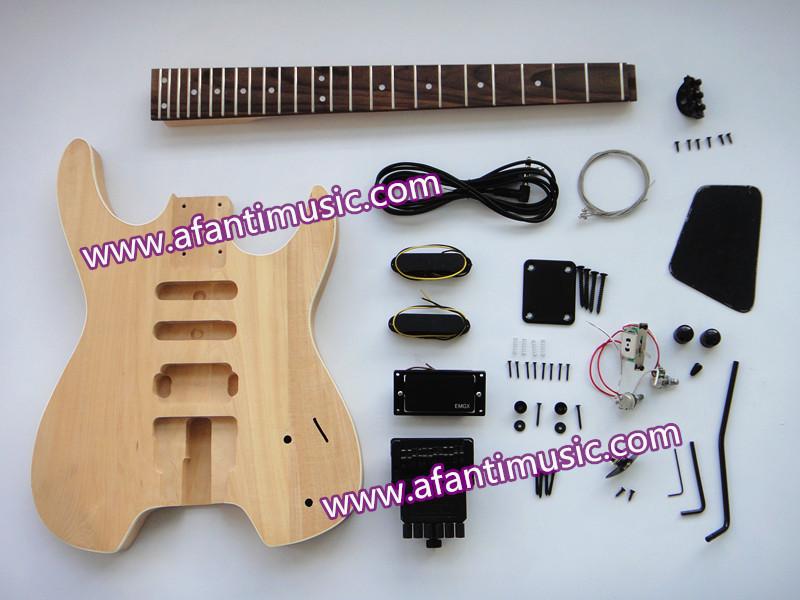 Headless Guitar Kit Headless Electric Guitar Diy