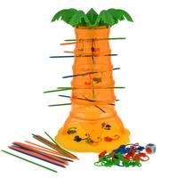 Falling Tumbling Monkeys Board Family Desktop Game of Skill & Action for Baby Kids + Retail Box