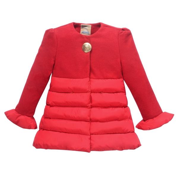 Пуховик для девочек Brand New 110/160 , Drop Girls Wool Coats пуховик для мальчиков brand new 110 150 drop boy outerwear page 3