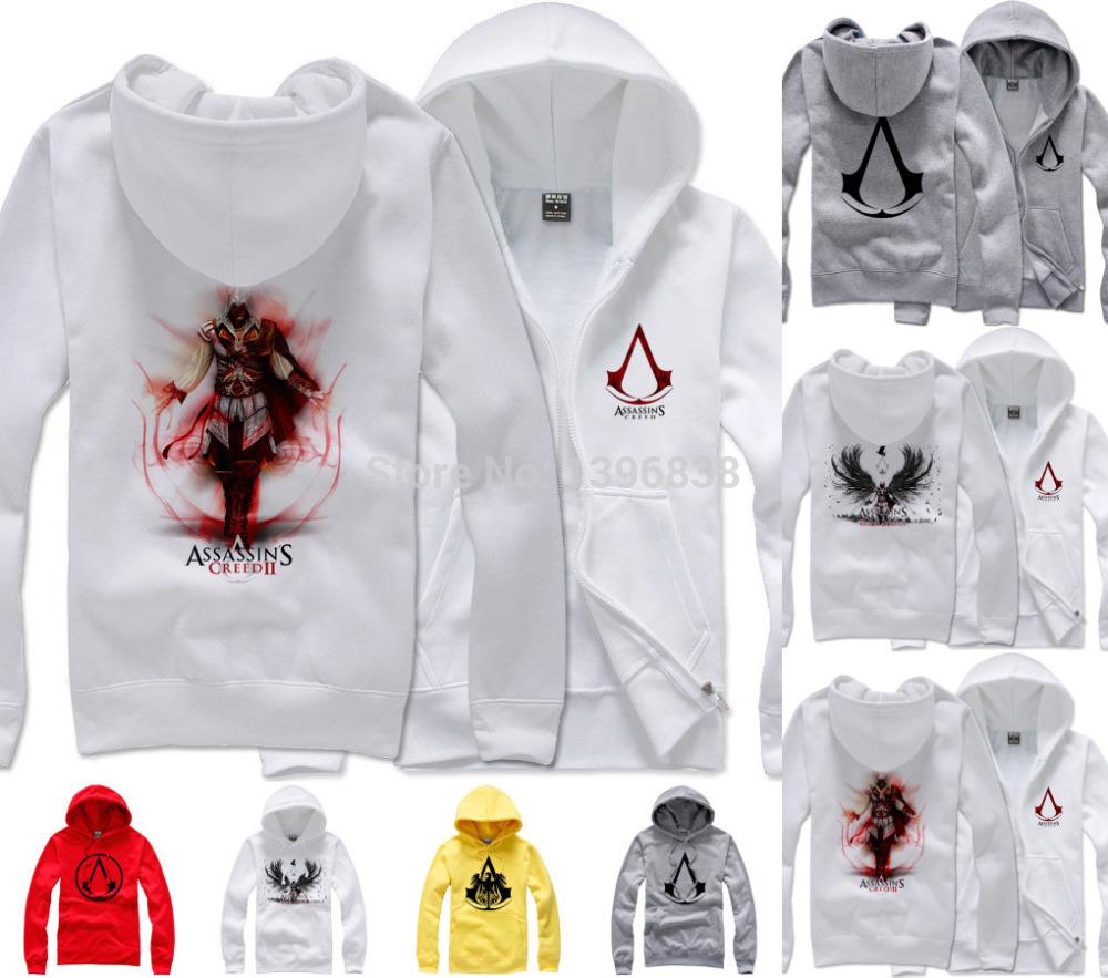 Кофта Assassins Creed Доставка