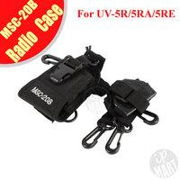 FREE SHIPPING! MSC-20B Multi-function Radio Case Holder for BAOFENG UV-5R/5RA/5RE Plus UV-82 UV-B6 GT-3 Kenwood Wouxun