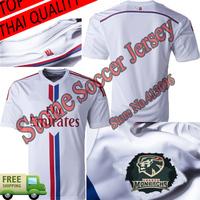 14 15 season club soccer jersey Bundesliga Hamburger SV Home Jersey Hamburger SV 25015 Football Shirt jersey