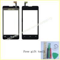 Free ship touch panel for Huawei Y300 replace digitizer touchscreen , free gift tools