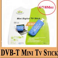 Mini Smart TV Stick USB2.0 DVB-T & RTL-SDR Receiver RTL2832U & R820T2 Tuner DVB-T+FM+DAB for android mini pc Free Shipping
